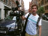 Samuel, the filmmaker