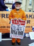 Wanted - Bush & Blair for War Crimes