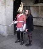 The Queen's Guard in Love