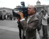 Mr Khan Filmming