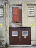 Upper Red Door