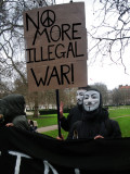No More Illegal War