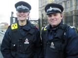 Happy Kent Police Men