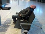 Chair Sleeping