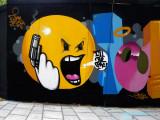 Angry Yellow Ball