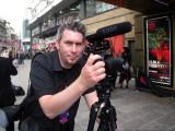 Ross, the Frightfest Photographer