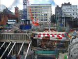 Future Tottenham Court Road Crossrail Station