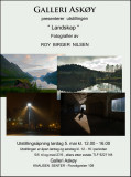 My exhibition   Landscapes at Galleri Askøy
