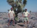 Mojave Desert ( April 1977) Note: Fishnet Shirt,  Poly Pro Of The 70's