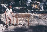 Monte at Whitney Portal ( Pacific Crest Trail May 1977)