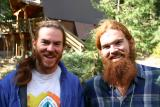 Red Beards Of The Trail ( Weathercarrot and Wookie)