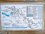 Trail Map From Lake Wenathcee to Ardenvoir , Etc..