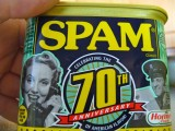 Spam Turns 70 Years Old