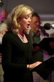 Kate Kelly Song Cycle rehearsal