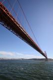 Under Golden Gate Bridge.JPG