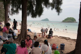 Picnicking at Sattahip