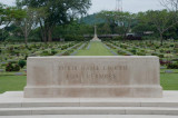 Chungkai War Cemetery, Kanchanaburi