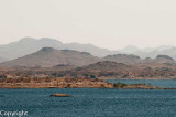 Lake Nasser at Aswan