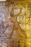 Ramses II routes the enemies of Egypt, Abu Simbel