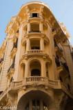 Central Cairo, the European city
