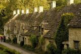 Cotswolds village of Bibury, England