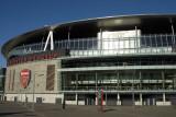 2008 - London. Arsenal Stadium, just around the corner