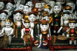 Water puppets are a distinctive facet of folk theatre in northern Vietnam