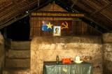 Underground meeting room at Cu Chi