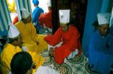 Cao Dai elders gather