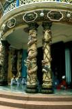 Cao Dai temple portal