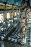 Cao Dai temple interior