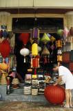 Lantern-maker in Hanoi