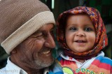 Father & daughter, Bhuj, Rann of Kutch, India
