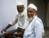 Two Muslim men