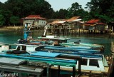 Pulau Ubin, an island off the eastern tip of Singapore