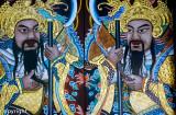 Thian Hock Keng temple doors