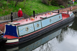 Canals and narrow boats are a feature of the Black Country
