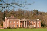 Himley Hall, the local manor house