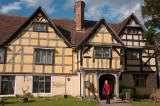 Dick Whittington's old manor house, ca. 1310, now a roadside pub