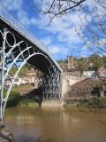 The Iron Bridge, an engineering first