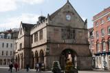 Town hall at Shrewsbury