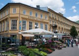 Street market in Bad Ischl