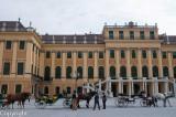 Schloss Schönbrunn, the Habsburg summer palace in Vienna