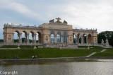The Gloriette at Schloss Schönbrunn