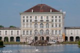Schloss Nymphenburg, Munich, a summer residence for Bavarian royalty