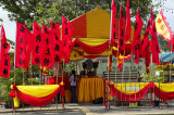 Chinese Buddhist temple festival, Phuket Town