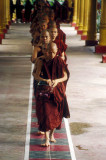 Buddhist monks of Burma