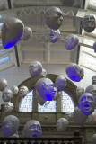 'Expressions' installation at Kelvingrove, Glasgow