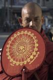 Buddhist monk, Tachileik