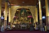 The Mahamyatmuni Buddha
